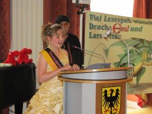 Emil und die Arnstädter Brunnenprinzessin Lea I.